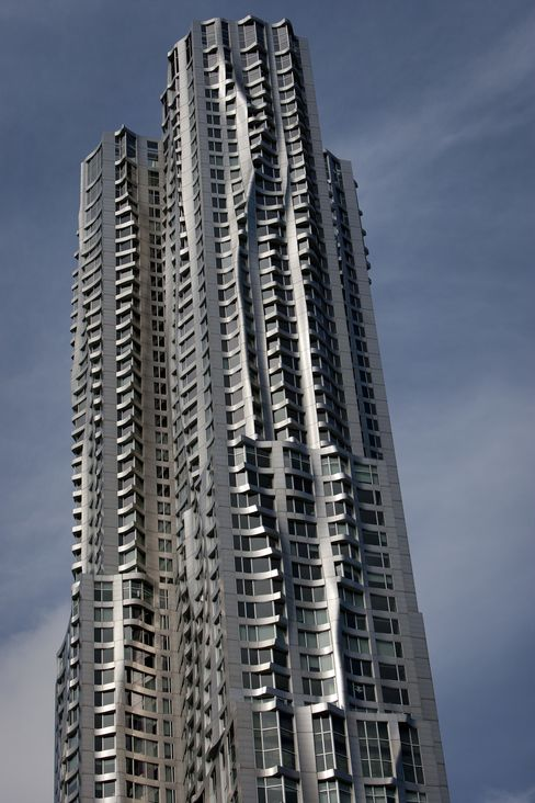 TIAA-CREF Buys 49% Stake in New York by Gehry Luxury Tower