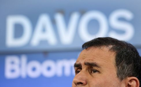 Roubini Says Euro Area Better Off Even as Political Risk Remains