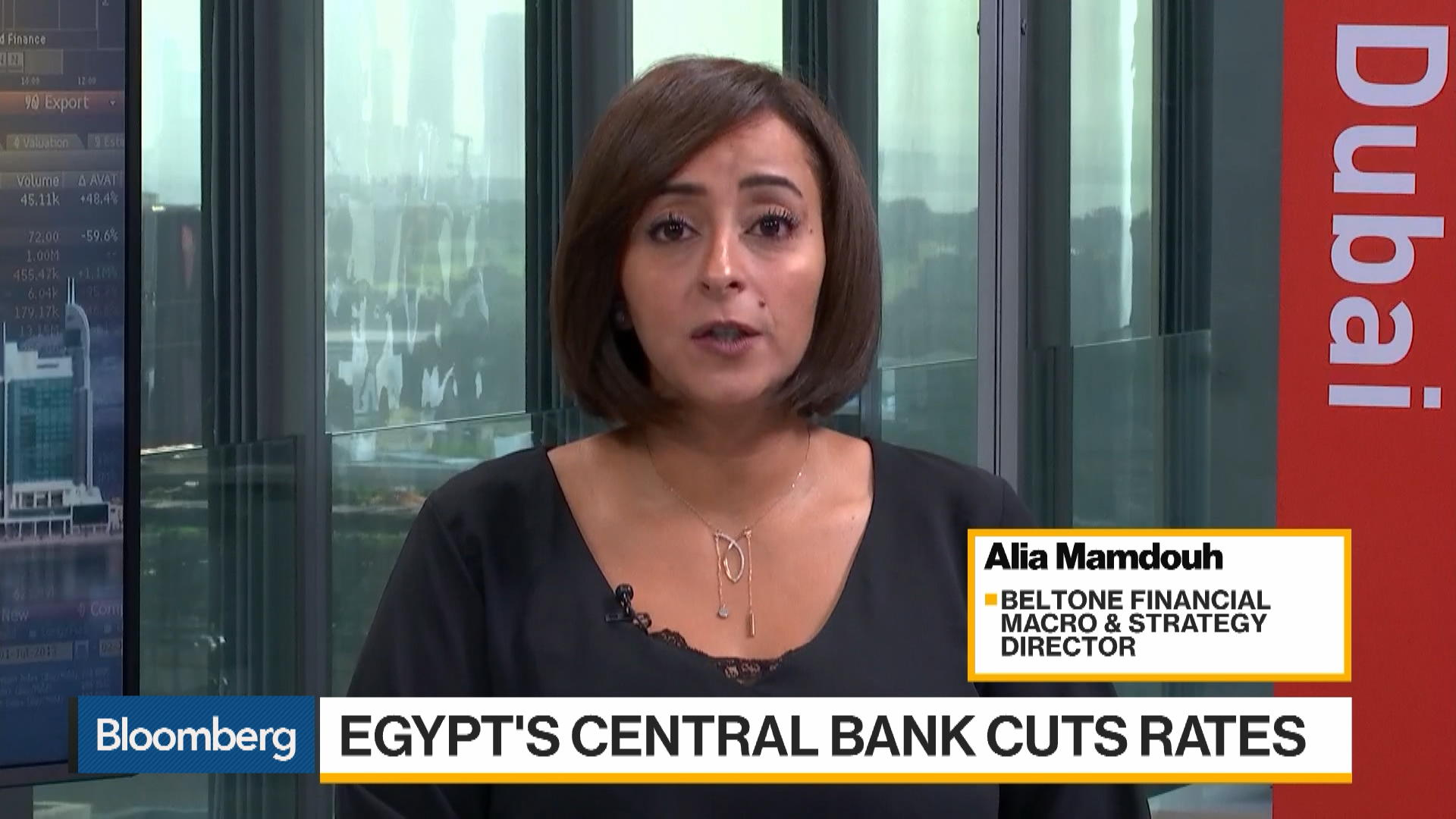 Have a Positive Outlook on Egyptian Pound, Says Beltone Financial's Mamdouh