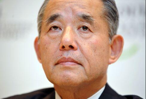 Takeda Pharmaceutical President Yasuchika Hasegawa