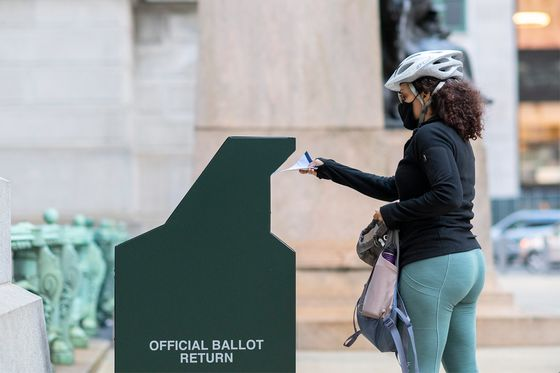 Vote-by-Mail Window May Be Closed, Advocates Say, Urging Drop-Offs