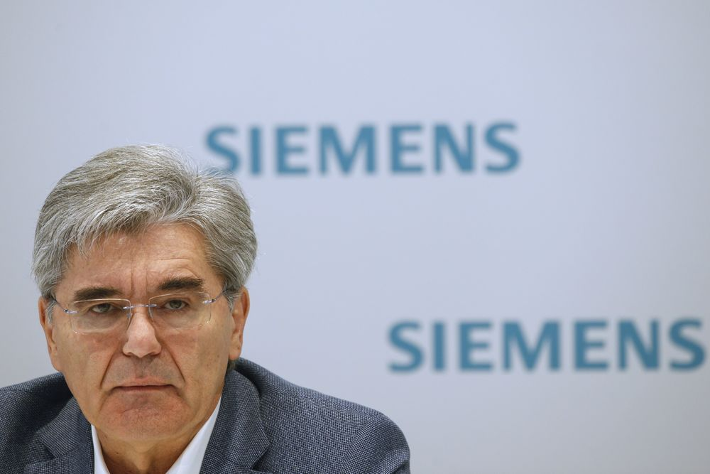 Siemens to Cut 2,700 Jobs at Energy Unit Due for Listing - Bloomberg