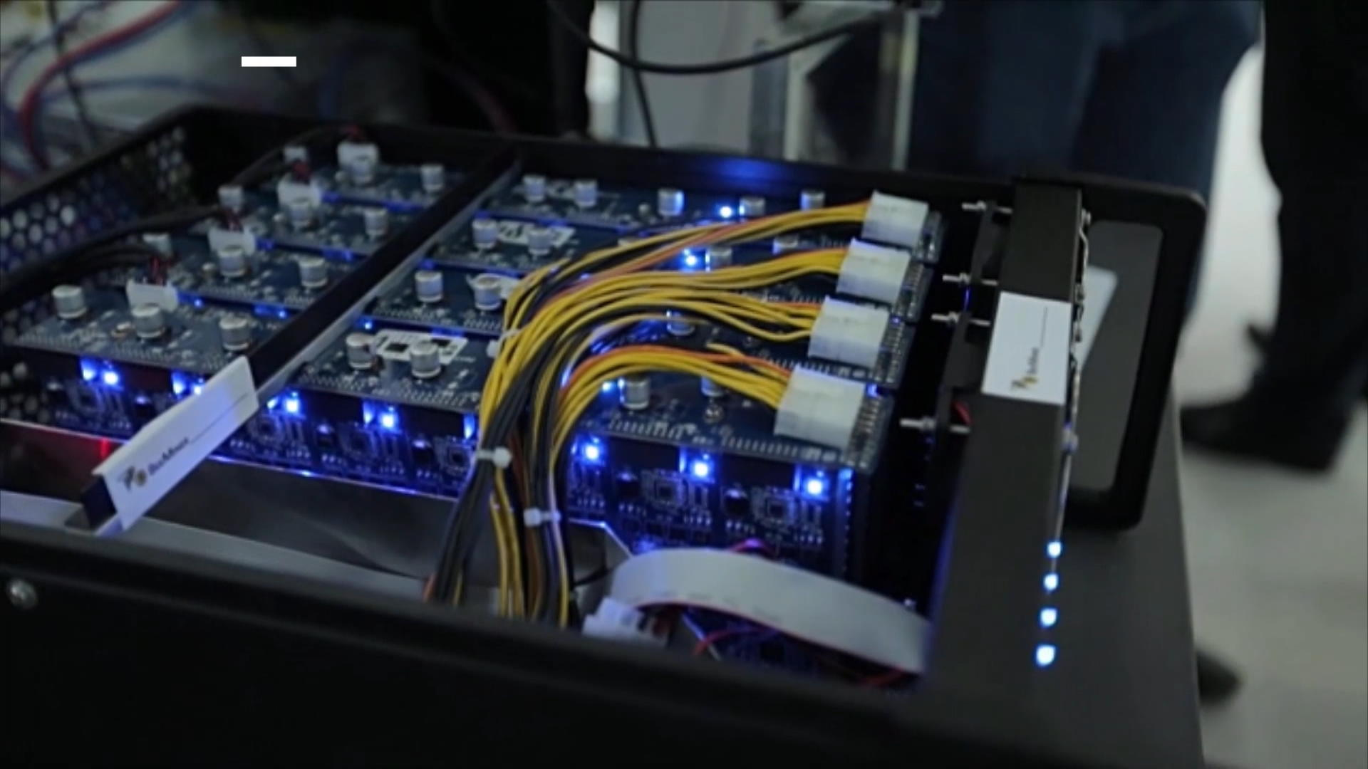 cryptocurrency mining speculation