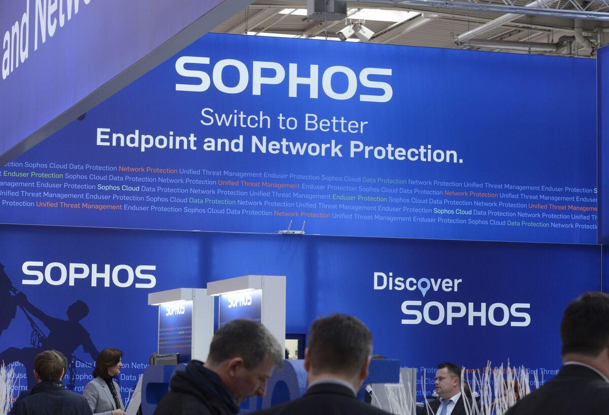 Sophos Becomes Latest U.K. Tech Target in $3.8 Billion Deal