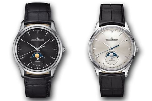 The Master Ultra Thin Moon is quintessential Jaeger-LeCoultre.