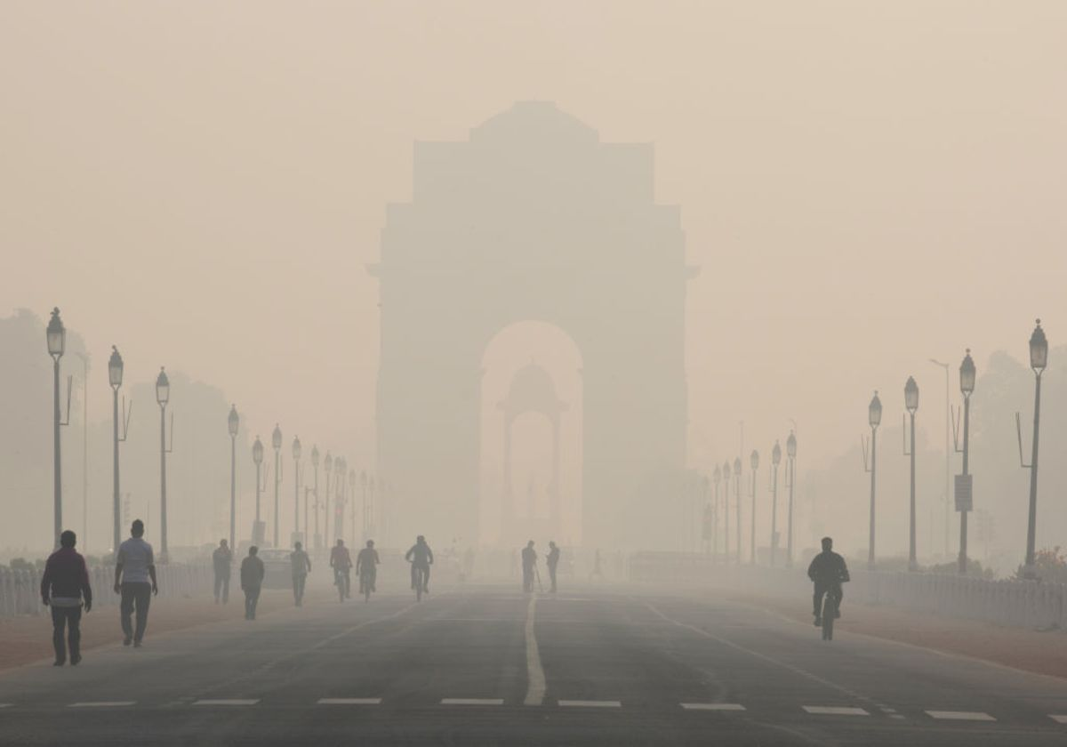Court Considers If India Should Pay Citizens for Delhi's Toxic Air