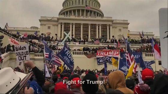 Graphic Video Shows Mob Storming Capitol, Stalking Pelosi, Pence