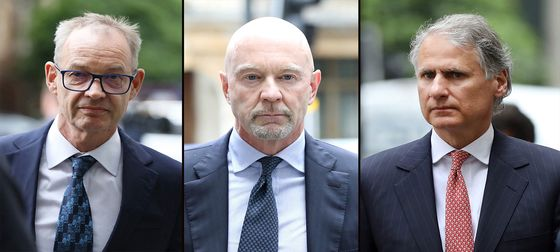 The Food Sucks, the Sex Is Worse: The Barclays Trial in Quotes