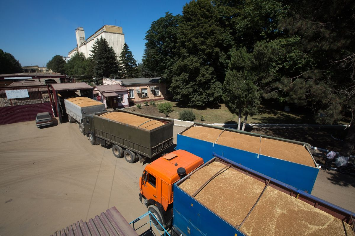 Pakistan to Buy 200,000 Tons Wheat From Russia to Tame Inflation