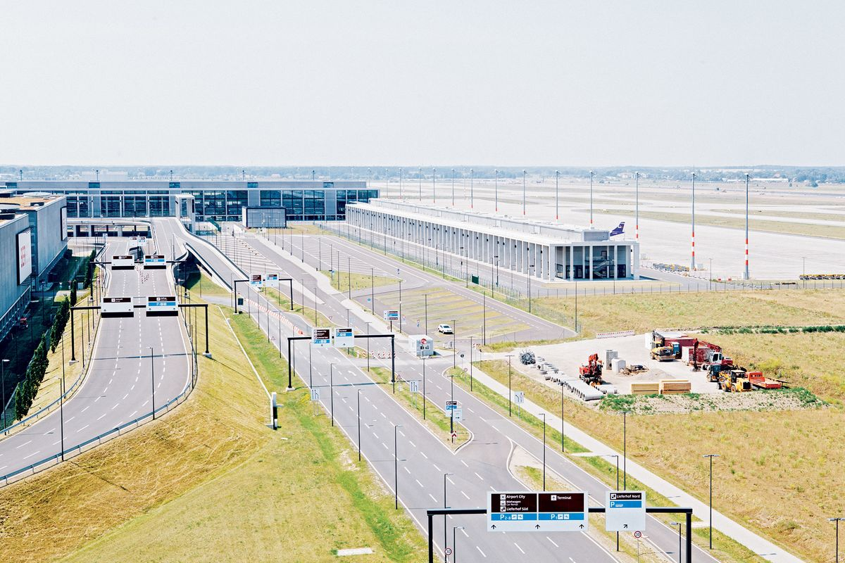 How Berlin's Futuristic Airport Became a $6 Billion Embarrassment