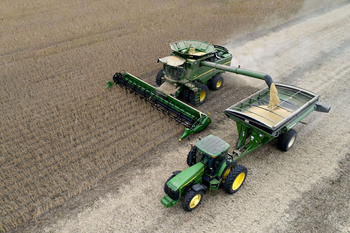 Deere Turns to Costs After Agriculture Operating Profits Slammed