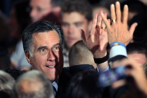 House Republicans Are Hilariously Leery of Mitt Romney