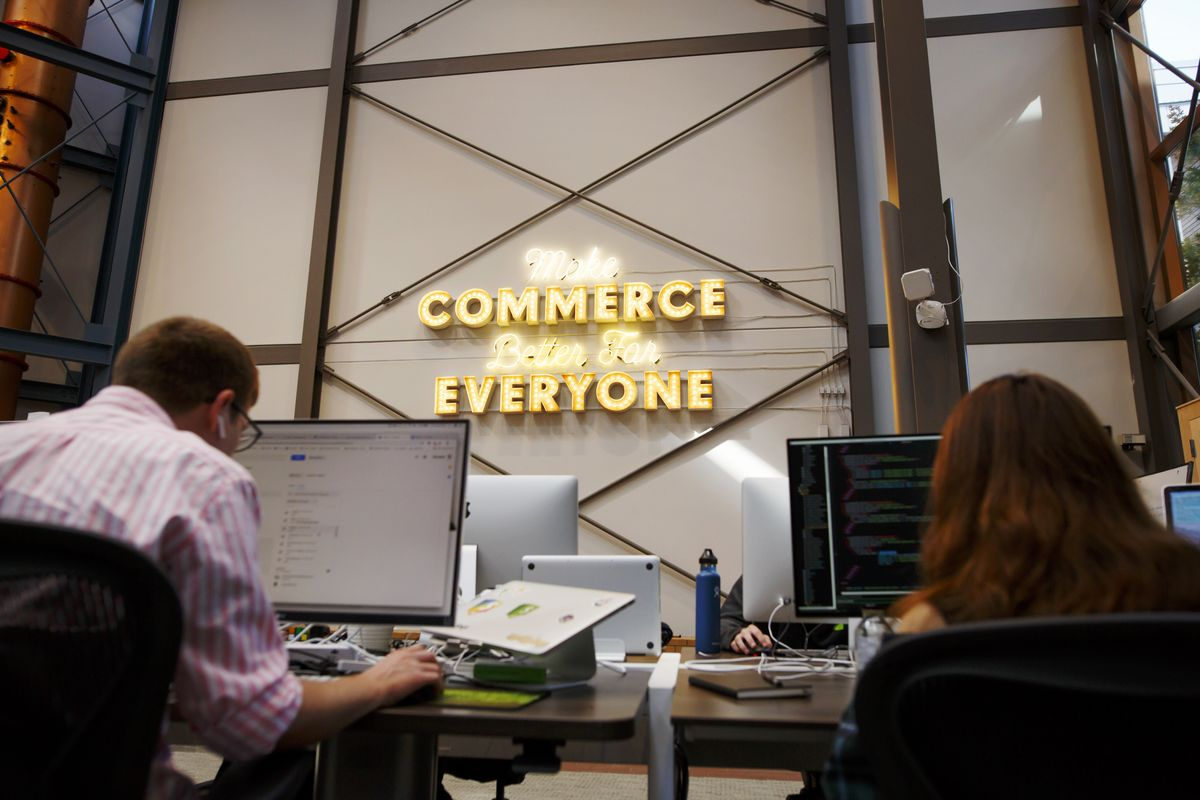 Shopify Nips at Amazon With Hassle-Free Shipping for Small Firms