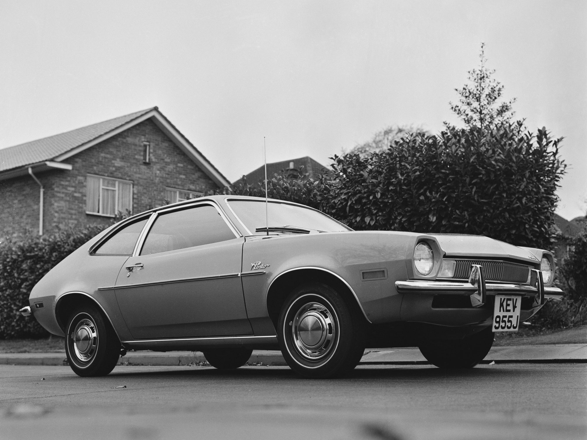 New Ford Pinto