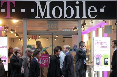 T-Mobile Said to Hire TAP Advisors Help Sell Wireless Tower