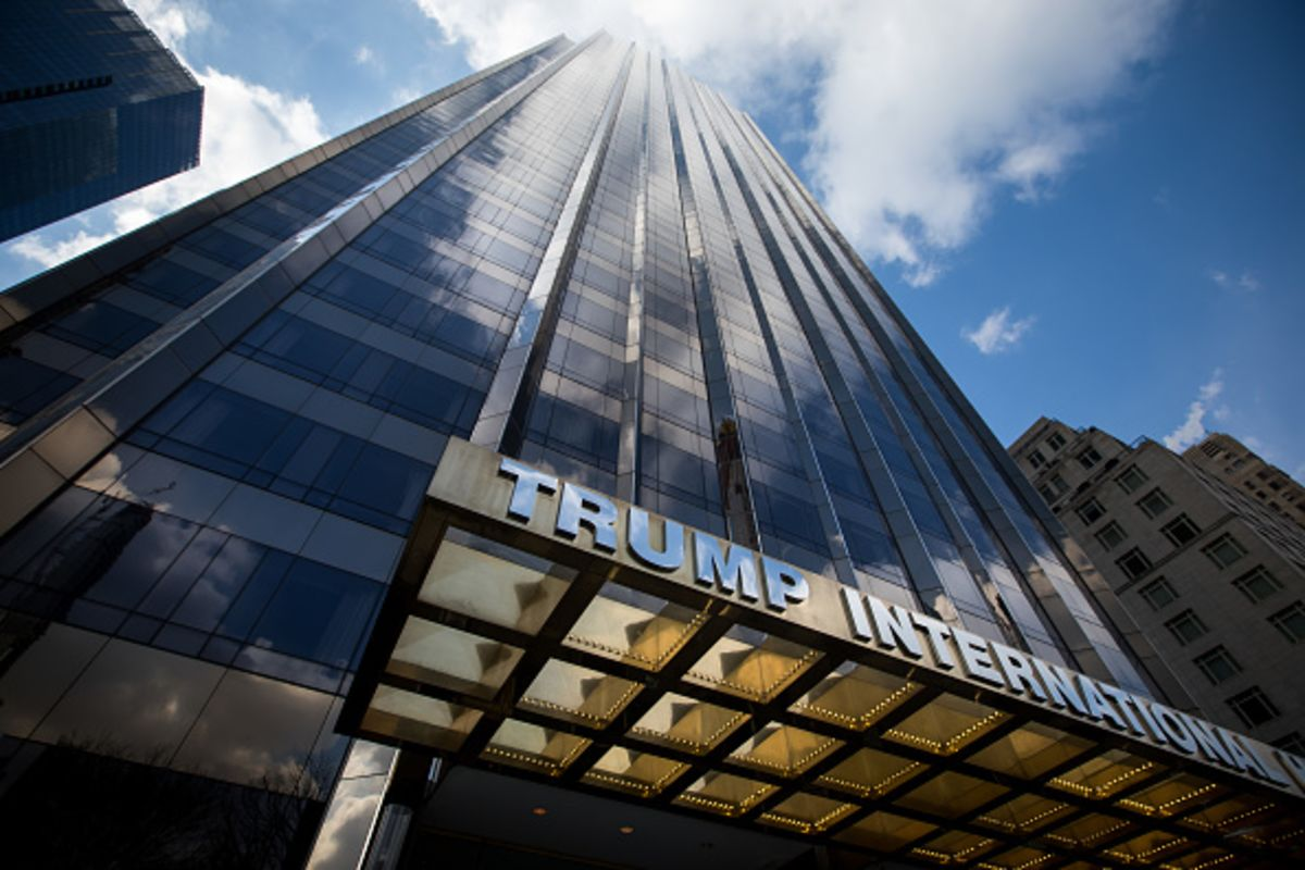 bloomberg.com - Timothy L. O'Brien - Dodgy Bookkeeping Is a Trump Family Tradition
