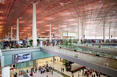 China's Airport Building Boom