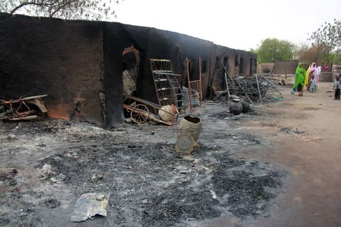 Nigerian Fight With Militants Killed 228 in Baga, Senator Says