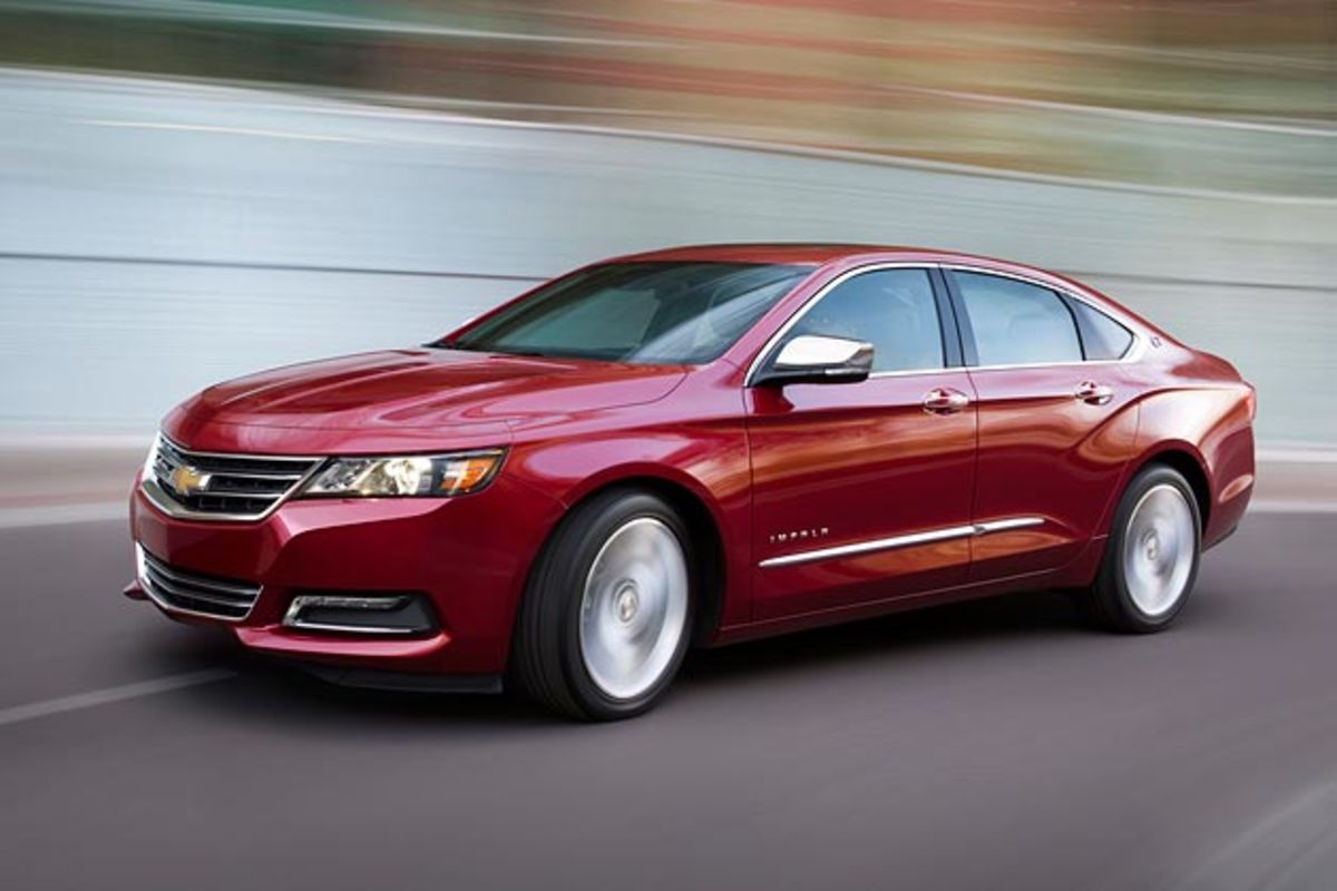 Impala 99 chevy impala : New Chevy Impala Is Nearly as Good as a Tesla, Consumer Reports ...