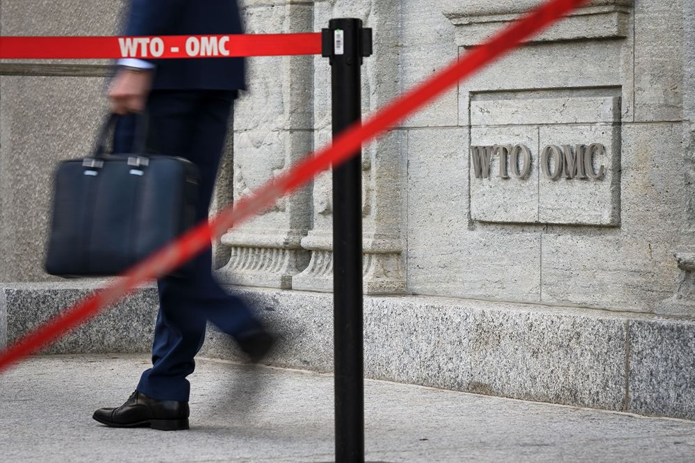 EU Seeks to Break U.S. Stranglehold on WTO