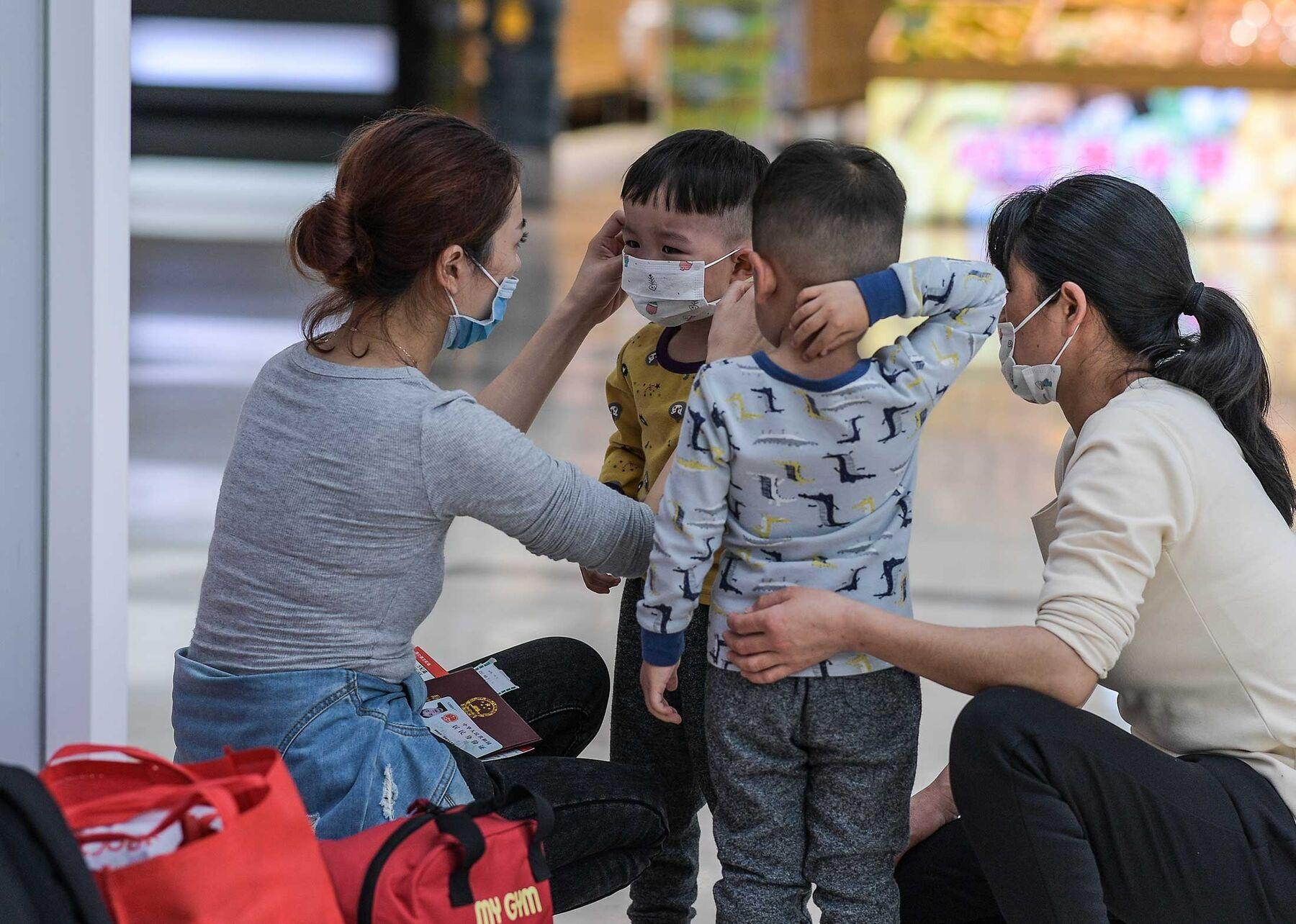 relates to Women Are Bearing the Brunt of Coronavirus Disruption
