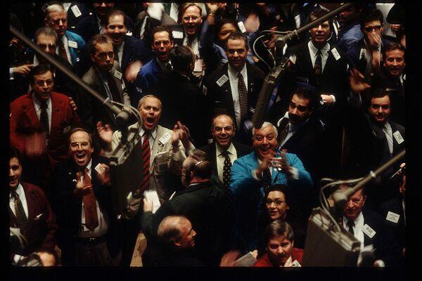 Dow Jones Sets New Highs