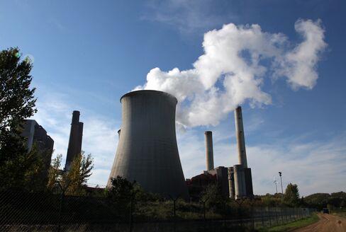 Coal-fired plants