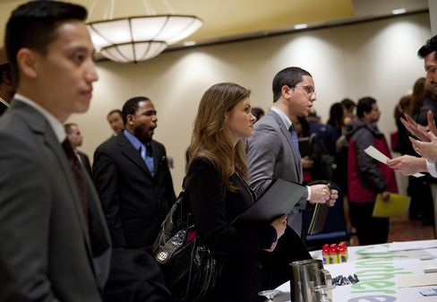 Jobless Claims in U.S. Increased More Than Forecast Last Week