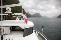 relates to Travel Norway's Fjords on a Quiet Electric Ferry