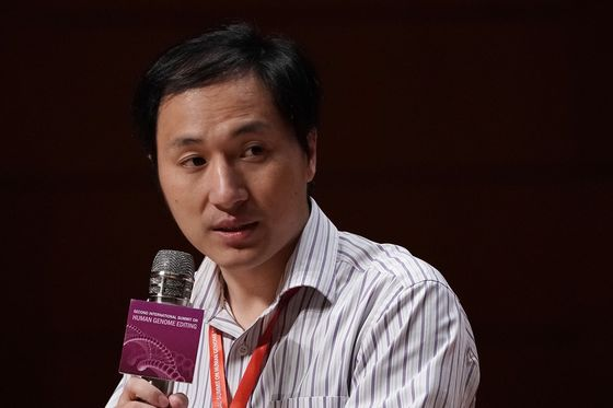 Landmark Gene-Editing Study Advances After China Crispr Clamor