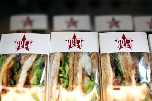 Pret A Manger Founder Trashes American Fast Food