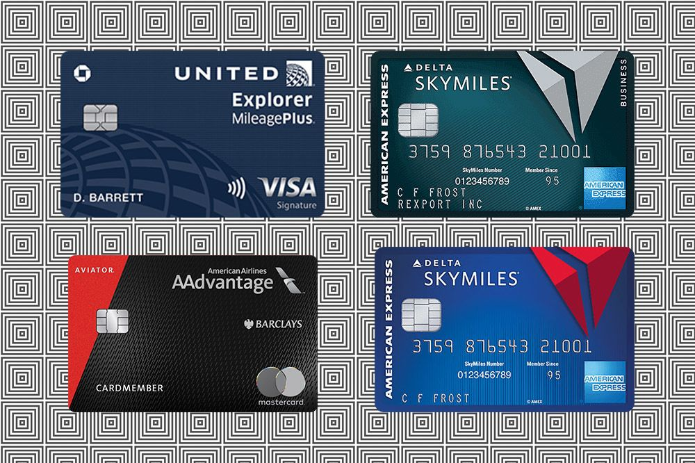 Airline Credit Cards Are Getting a Very Smart Makeover - Bloomberg