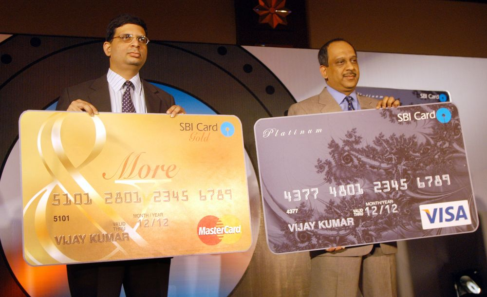 Indian Bank S Credit Card Ipo Reflects