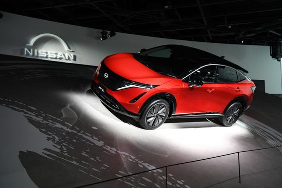Nissan's Quarterly Loss SeenSmaller on Faster Cost Cuts