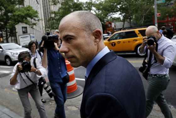 Nike Says It Reported Michael Avenatti to Prosecutors in Extortion Case