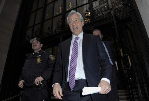JPMorgan Chairman and Chief Executive Officer Jamie Dimon
