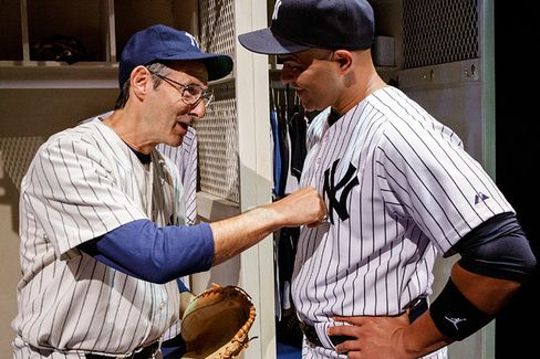 Bronx Bombers: Broadway Producing Duo Sells Sports Fans on Plays