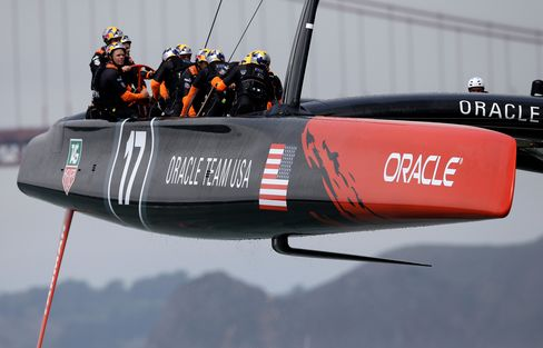 New Zealand Advances to America's Cup Against Oracle Team USA