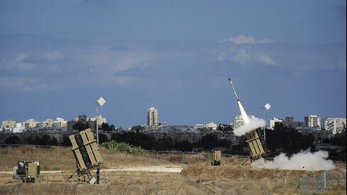 Iron Dome Defense System