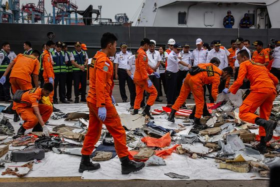 Lion Air Said to Plan Airbus Order Switch After Boeing 737 Crash