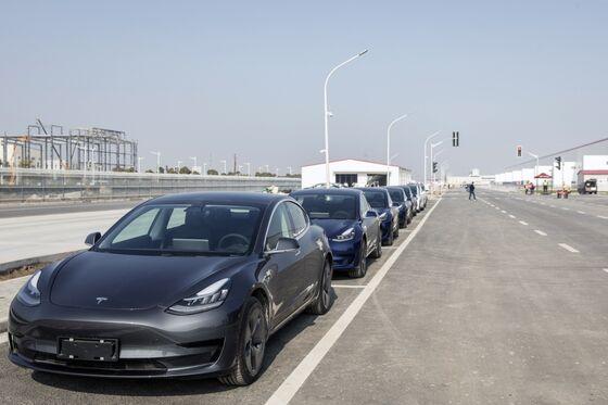 Tesla Dealt 'Black Eye' in Recall of Cars Sold in China