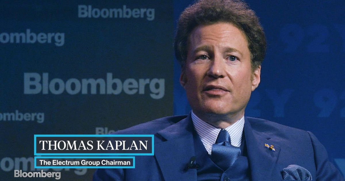 Billionaire Thomas Kaplan: I'm Back Into SILVER. Silver price can 'absolutely' hit triple digits