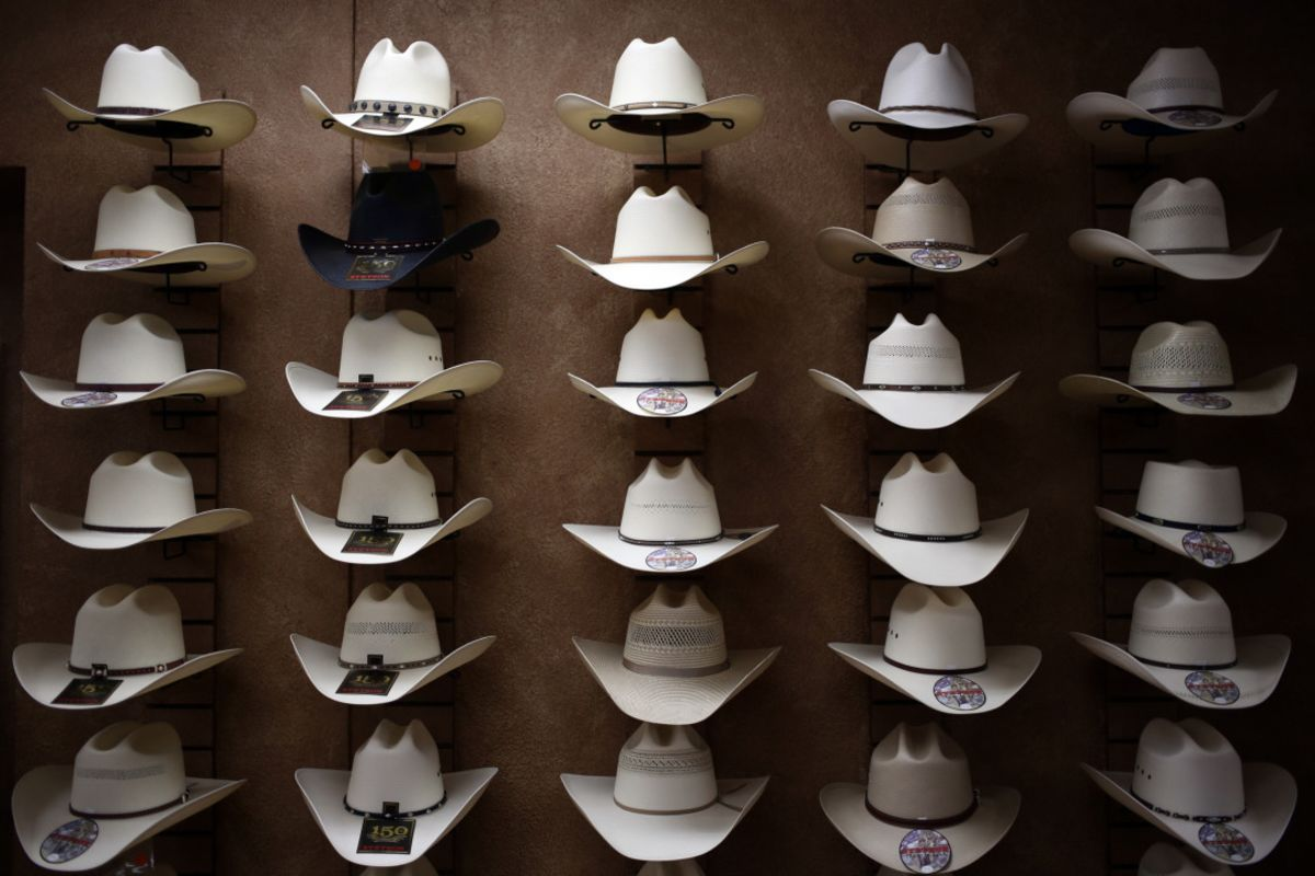 10198d1f17dcc Stetson Looks to Hipsters to Move Beyond the Cowboy Hat - Bloomberg