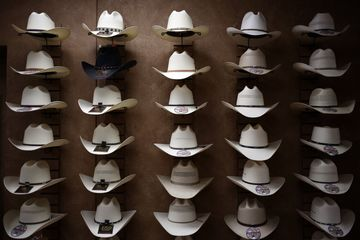 Stetson Looks to Hipsters to Move Beyond the Cowboy Hat - Bloomberg