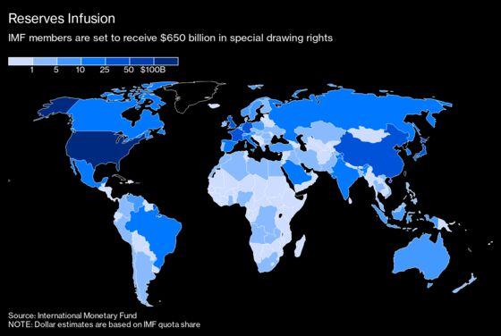 IMF Top Deputy Optimistic G-20 Debt Relief Extended Next Week