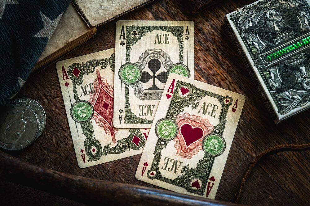 Wasteland Radio Ranger Edition Playing Cards Jackson Robinson Poker Playing Cards