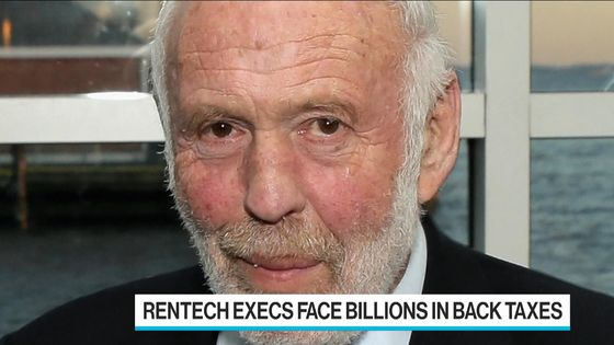 Jim Simons, RenTech Insiders to Pay Billions in Back Taxes