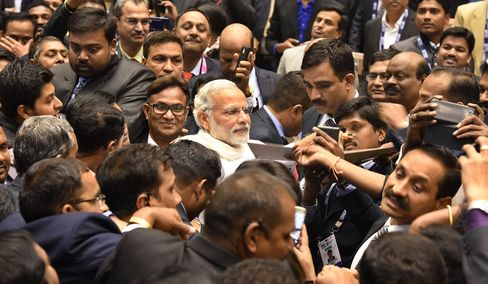 Prime Minister Narendra Modi Inaugurates National Conference Of SC/ST Entrepreneurs