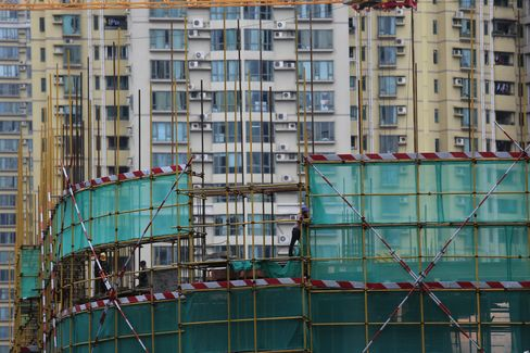 China's Slowdown Seen Forcing Wen's Hand on Property Curbs