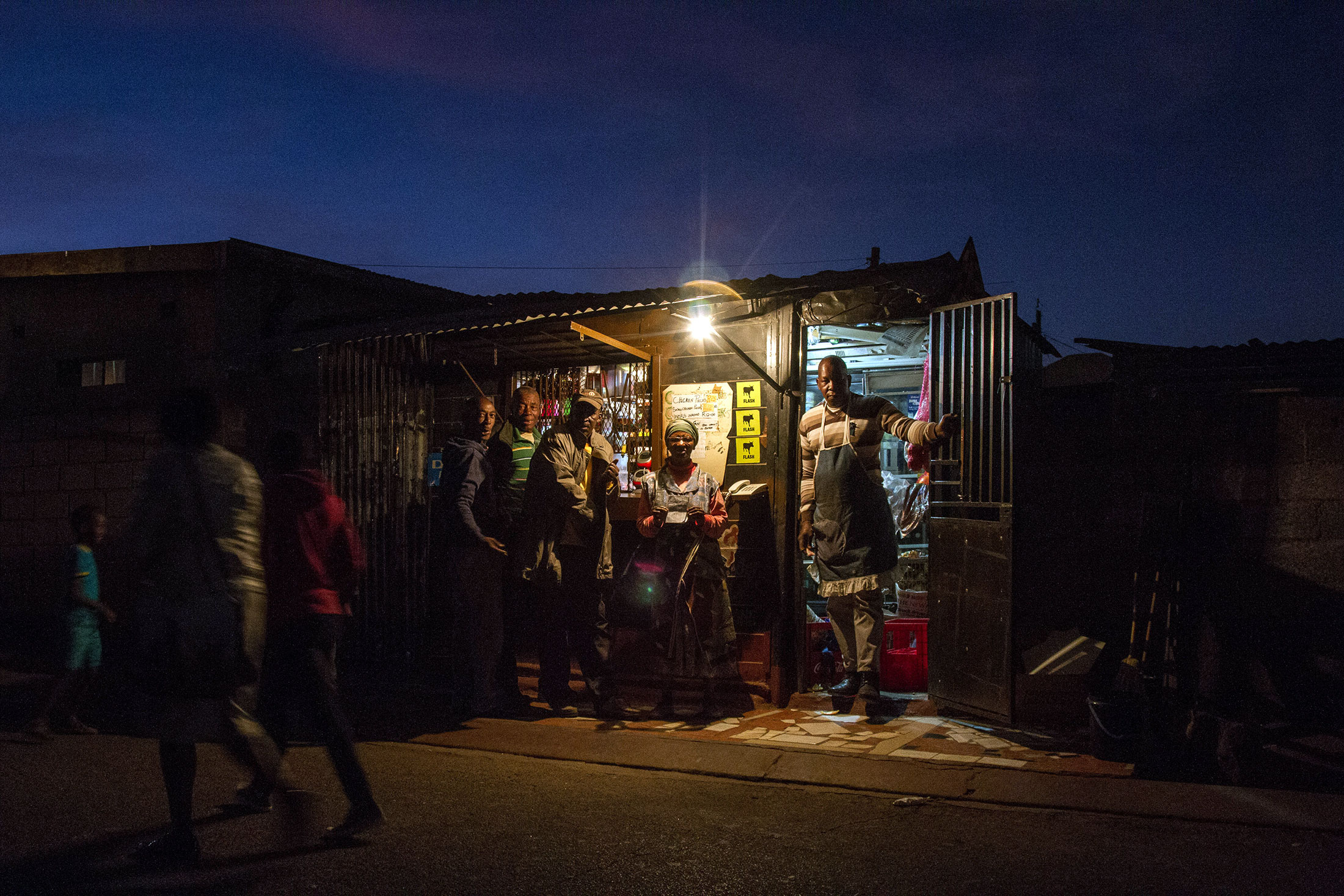 Led night light south africa - What Is South Africa Doing To Tackle Its Electricity Crisis Bloomberg